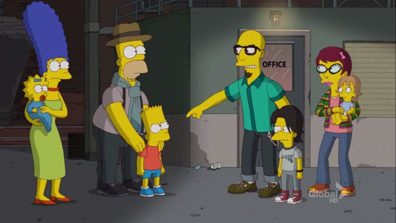 an analysis of the simpsons