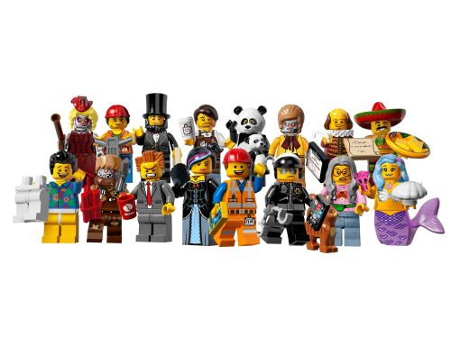 legomoviecharactersposed
