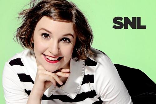 Lena-Dunham-SNL