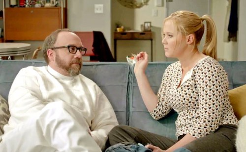 Inside Amy Schumer -- Screengrab from exclusive EW.com clip.