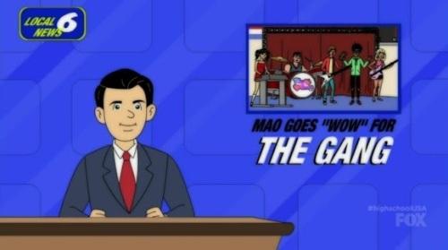 Best Episode of the Season: High School USA! Season 1