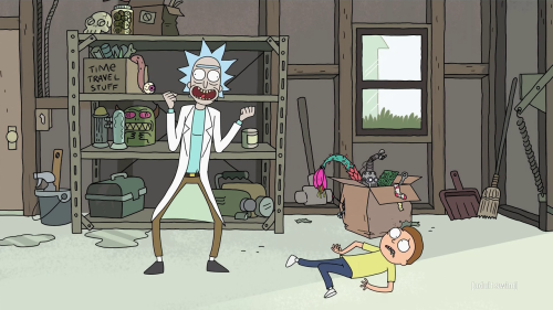 RickAndMorty100Years