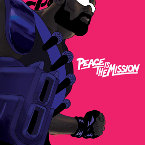 PeaceIstheMission