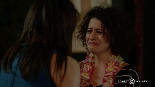 Broad City Burning Bridges