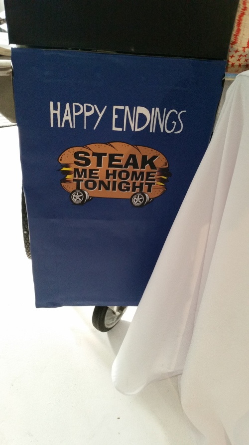 Steak Me Home Tonight
