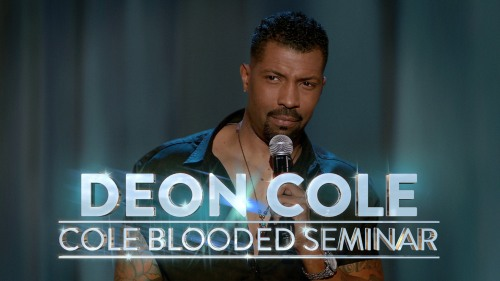 Deon_Cole_Cole_Blooded_Seminar