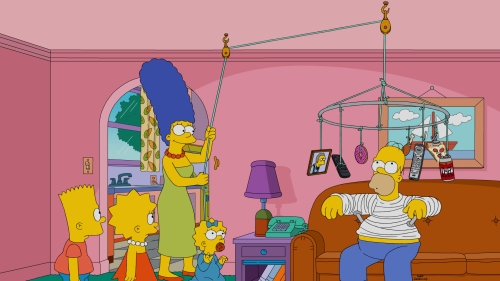 "THE SIMPSONS: A workplace accident leaves Homer in a cast, and in a position to sue Mr. Burns in the all-new ""The Last Traction Hero"" episode of THE SIMPSONS airing Sunday, Dec. 4 (8:00-8:30 PM ET/PT) on FOX. THE SIMPSONS ™ and © 2016 TCFFC ALL RIGHTS RESERVED. CR: FOX"